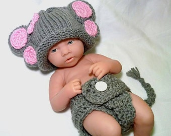 Newborn Baby Girl Photo Outfit