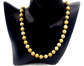Ivory Jasper necklace