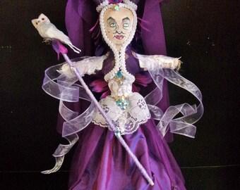 The Faerie Godmother spirit doll