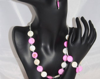 Pearl dream necklace