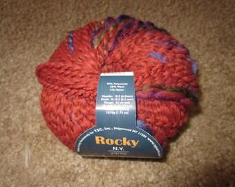 N.Y. Yarns Rocky Yarn Color No. 04 ID No.38082 DISCONTINUED