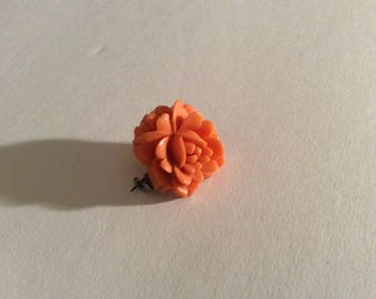 Small Rose Brooch