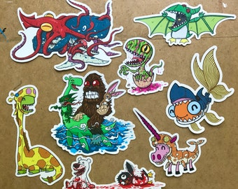 Ultimate Sticker Pack 1