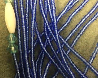 African Waist Beads. - Style: Jilly. 1 strand @ 2.99