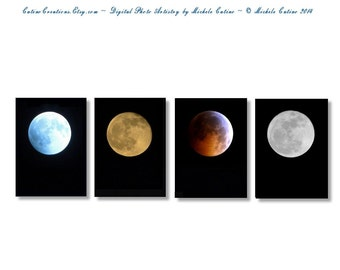 Full Moon Photos Moon Phases Blue Moon Harvest Moon Eclipse Moon Red Moon Full Moons Supermoon Blood Moon Lunar Eclipse Moon Phases