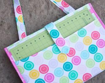 Camp Stitchalot Bag pdf sewing pattern
