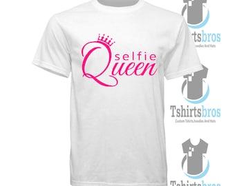 Selfie T-Shirt For Women