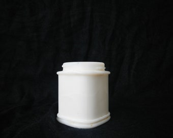 Antique Milk Glass Jar