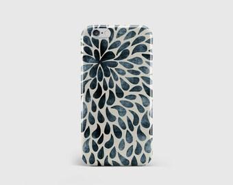 Indie Ink Drops iPhone Case | Ink Print | Ink Pattern | Beautiful Arty Pattern | iPhone 7 case, iPhone 6 case, iPhone 5 case \ hc-pp166