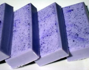 AM BESTEN VERKAUFEN SEIFE! Lavendel Seife, lila Seife mit Shea-Butter, hausgemachte Seife, Seife, Seife - Unisex Seife für Frauen oder Männer entspannen