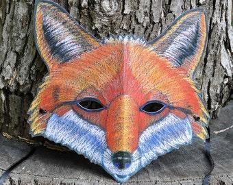 Adult Fox Mask