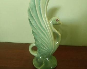 Vintage Swan Vase