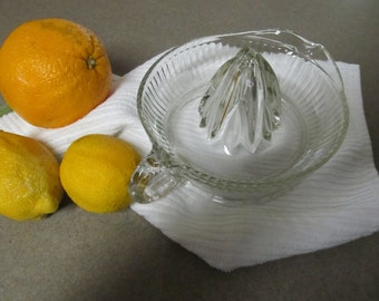 Citrus Juicer From the Sixties