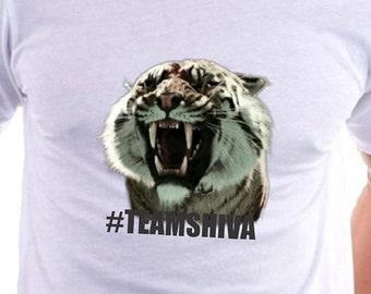 Team Shiva Shirt The Walking Dead Shirt