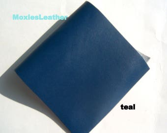 firm leather pieces- leather for earrings - leather remnants for crafts - firm leather pieces