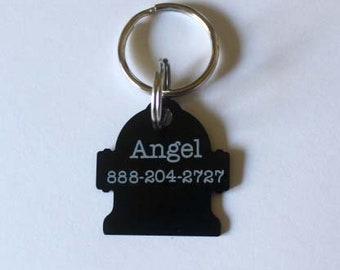 Personalized Dog Tags, Engraved Pet Tag, Dog Tag, Pet ID Tag, Dog Name Tag, Pet Tag, Custom Dog Collar Tag, Aluminum ID Tag, Dog Collar Tag