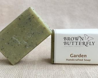 Handcrafted Garden Soap