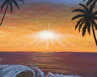Scenery; Tropical Paradise.  Free Shipping!