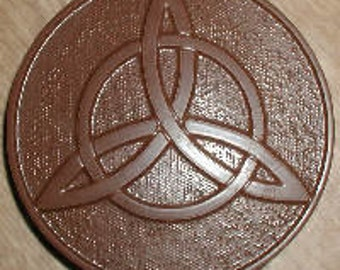 Celtic Wedding Knot Chocolate Mold