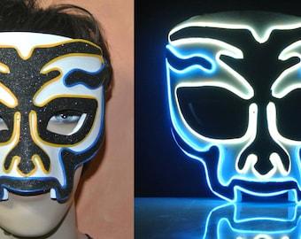 Mumm RA El wire light up mask