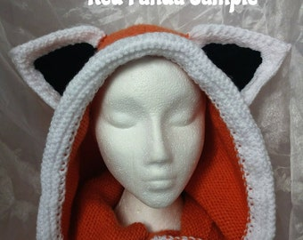 Animal Hood of Your Choice - Made to Order