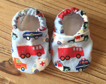 Soft sole baby shoes, crib shoes