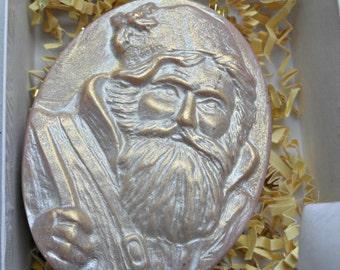 Antique St. Nick Honey Soap