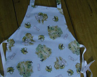 Beatrix Potter Fabric Children's Apron