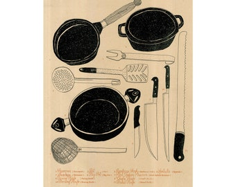 Utensils Collection