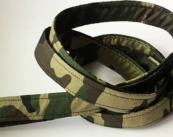 Military Camouflage Dog Leash