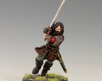 Lord of the Rings (LOTR) Aragorn by Games Workshop