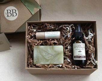 Peppy Mint Gift Box