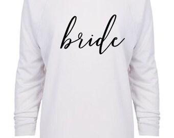 Elegant Bride Raw Neck 3/4 Sleeve Top and Sweater.