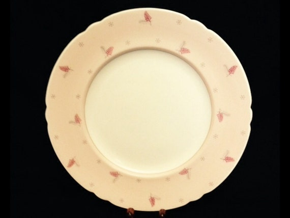 "FREE SHIPPING-Shelley-Pattern Lyric-Made England-Fine Bone China-10 3/4""-Dinner Plate"