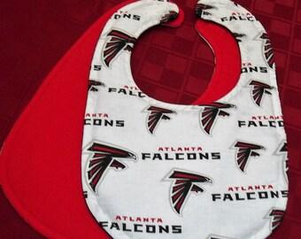 Atlanta Falcons Baby Bib