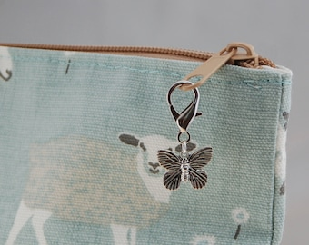 removable stitch marker, crochet marker, stitch keeper, planner charm, bag charm, gift for knitter, mothers day gift,