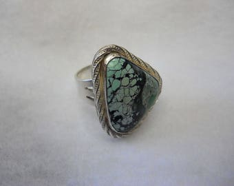 Mystic Sage Turquoise from Nevada