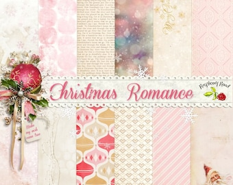 Christmas Romance Papers
