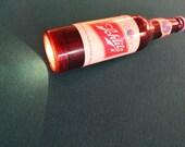 Vintage Schlitz Beer Bottle Flashlight, Schlitz Beer Collectible