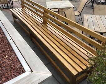 Sevre Outdoor Bench