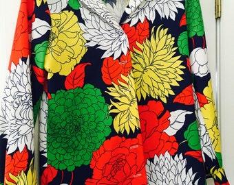 Vintage Retro Blazer/ Jacket