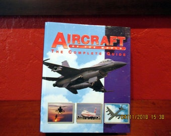 Aircraft of the World Rare Reference Guide