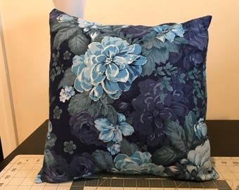 """Flower pillowcase 16""""x16"""""""
