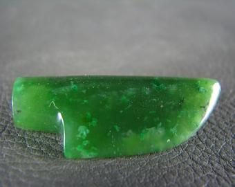 Green Jade Talisman Cab C0215