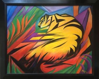 The Troubled Tigress of Ramapuri