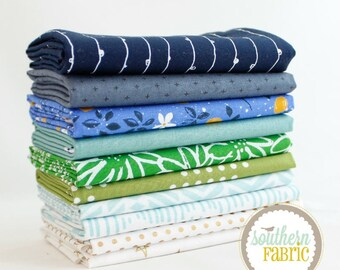 Emily Dennis - Scrap Bag Quilt Fabric Strips by Mixed Designers