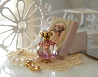 miniature dollhouse lady perfume