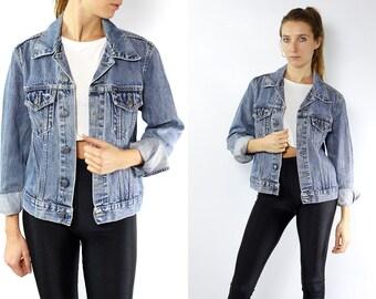 Denim Jacket Jean Jacket Jean Jacket Vintage Denim Jacket Vintage Jean jacket Denim Jacket 90s Jean Jacket Womens Jean Jacket Womens 90s