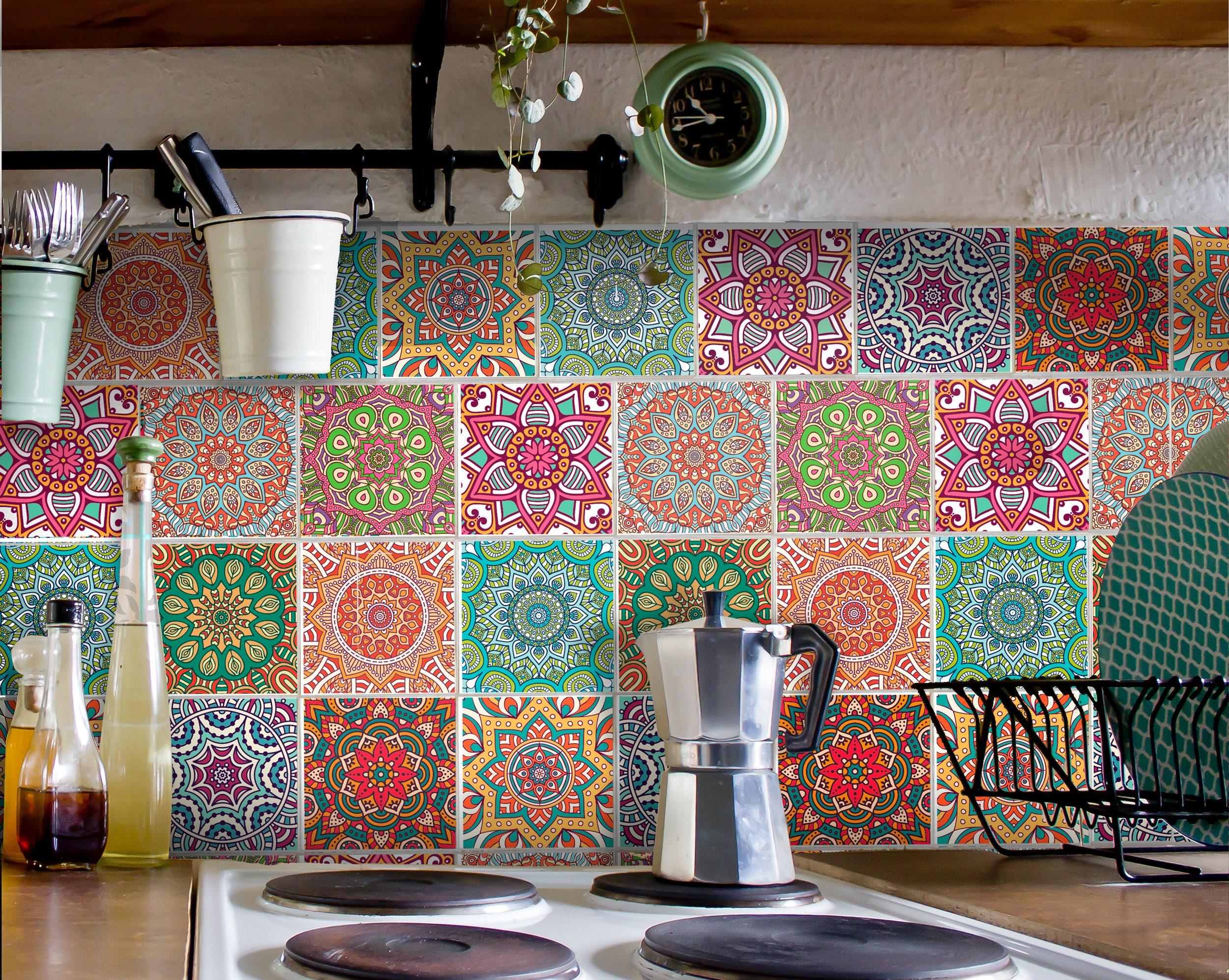 Gemütlich Küchenfliesen India Galerie - Küchenschrank Ideen ...