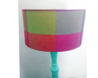 Woven Wool Lampshade